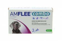 AMFLEE COMBO HOND X-LARGE 3X402MG. >40KG