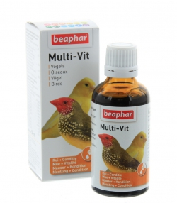 MULTIVIT VOGELS 50ML.